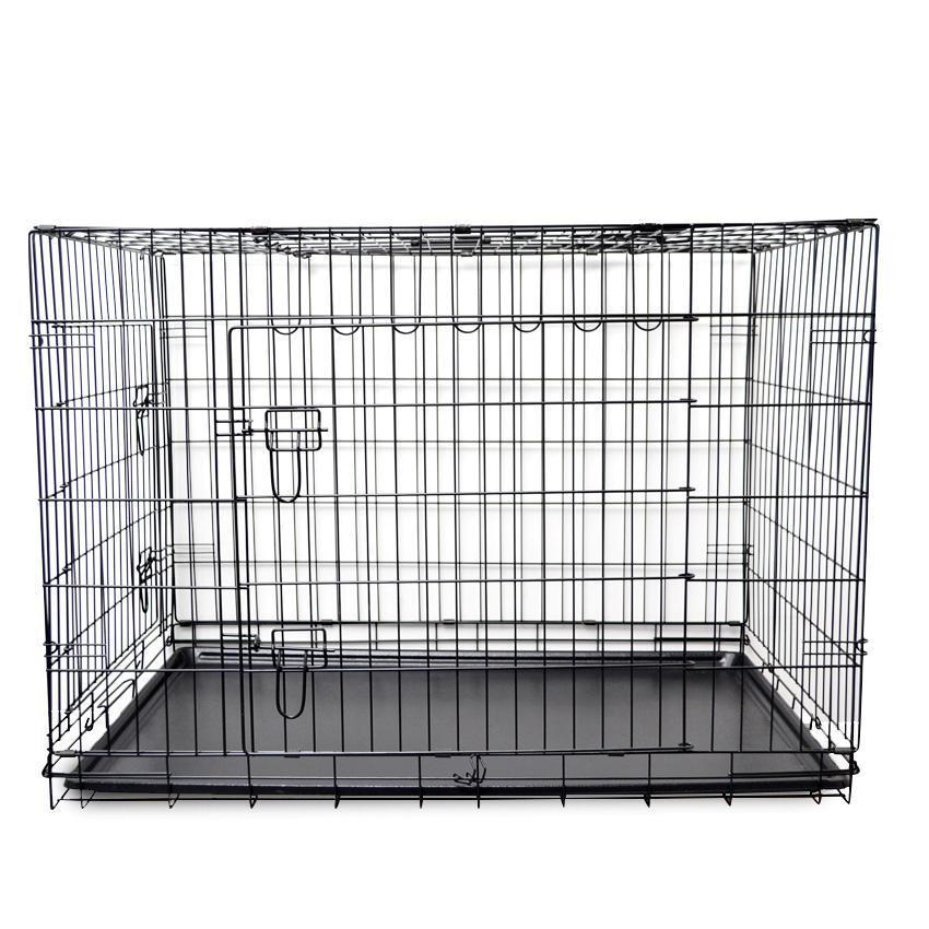42 Xl Extra Large Metal Foldable Pet Puppy Dog Crate