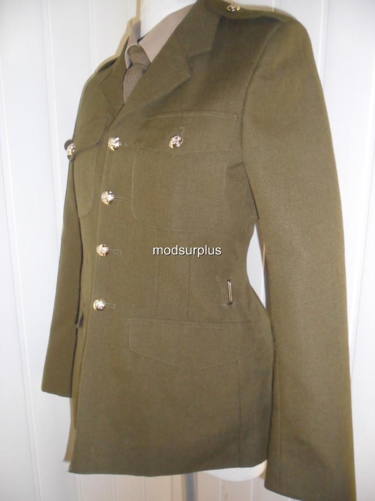 Service Dress Khaki Uniform 101
