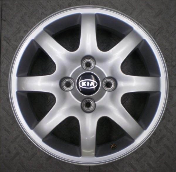 74574 Kia Spectra 16 Factory Alloy Wheel Rim