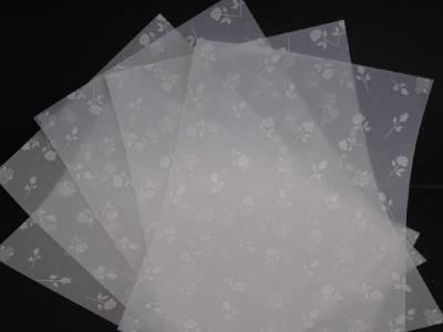 Oriental Design AM504 25 Sheets A4 100gsm Printed Vellum White