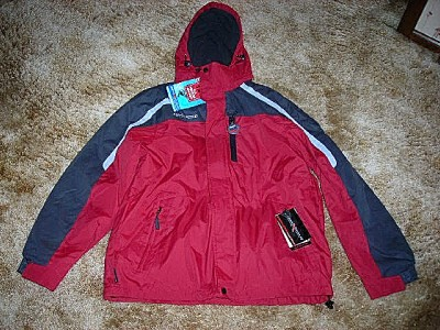 ffd44675b Details about ZeroXposur 3in1 Mens All Season Jacket~LgTall~$180~NWT