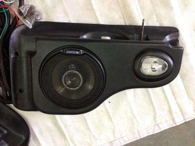 2003 2006 jeep wrangler tj sound bar speakers pods rubicon jeep tj sound bar wiring #5