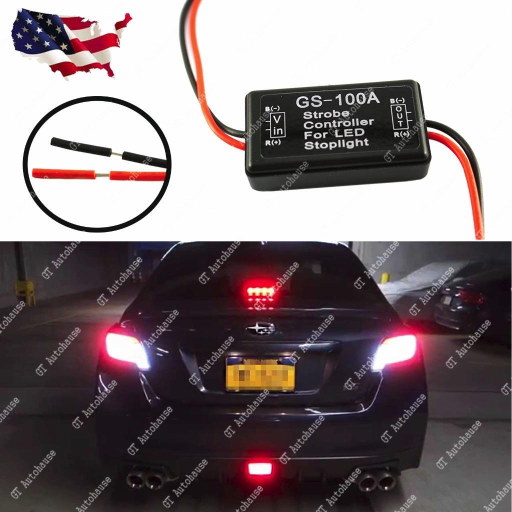 Flash Strobe Controller Flasher Module For Led Brake Stop