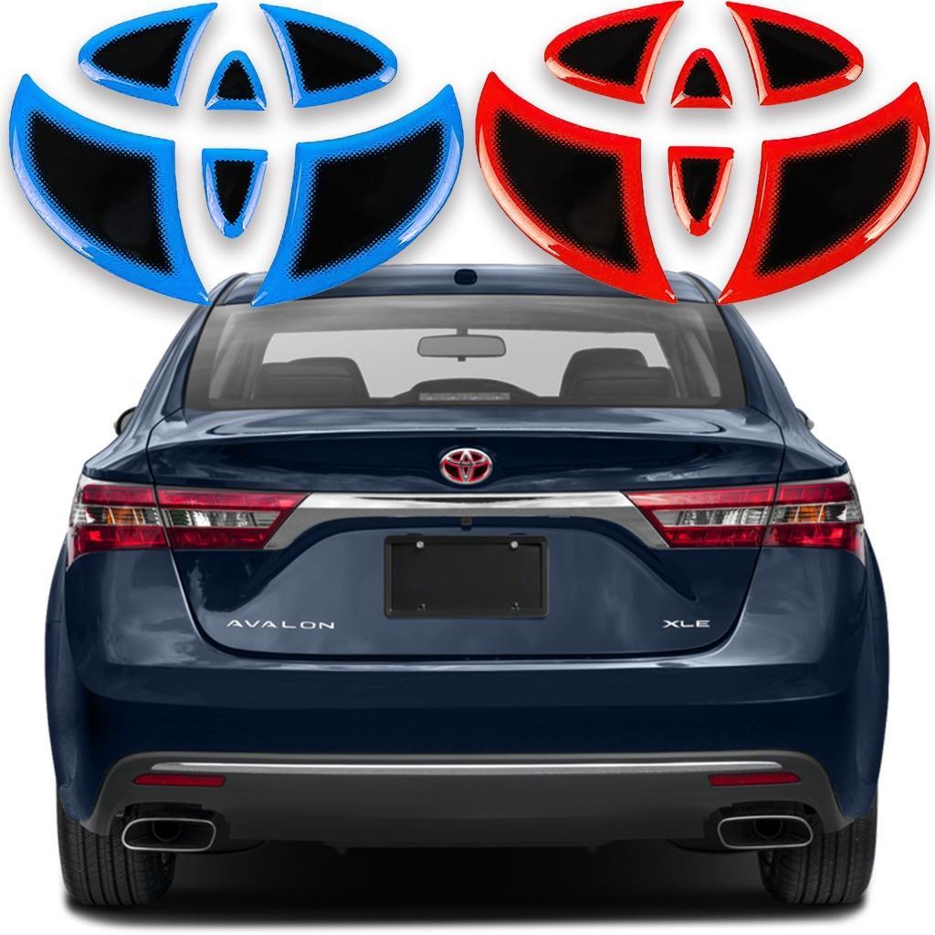 2019 Toyota Avalon: Racing Sport Rear Logo Emblem Trim Sticker Decal For 2012