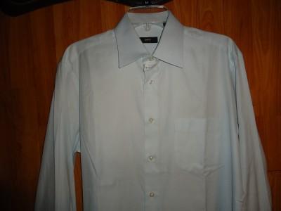 Hugo Boss Mens Casual Dress Shirt 15 1 2 32 33