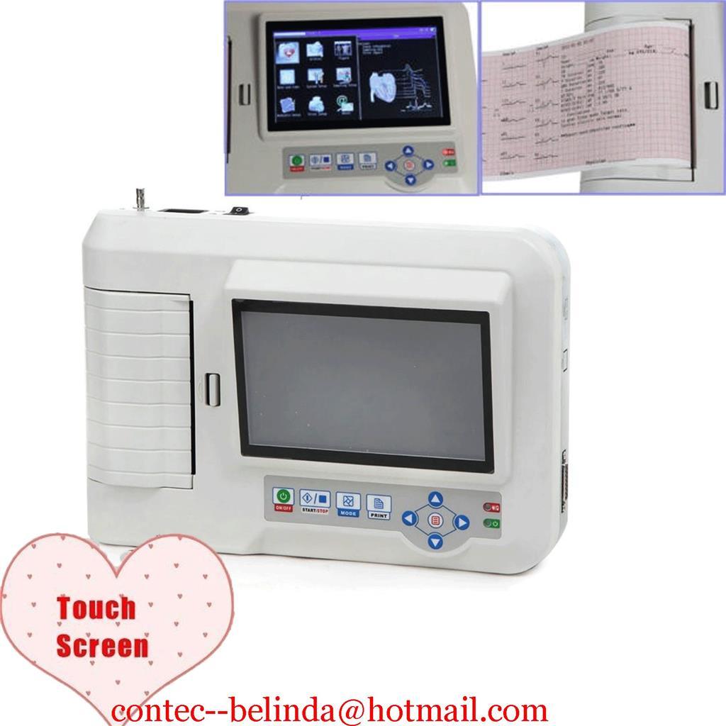Printer Paper For CONTEC ECG,EKG Machine ECG-80A, ECG-100G ... - photo#30