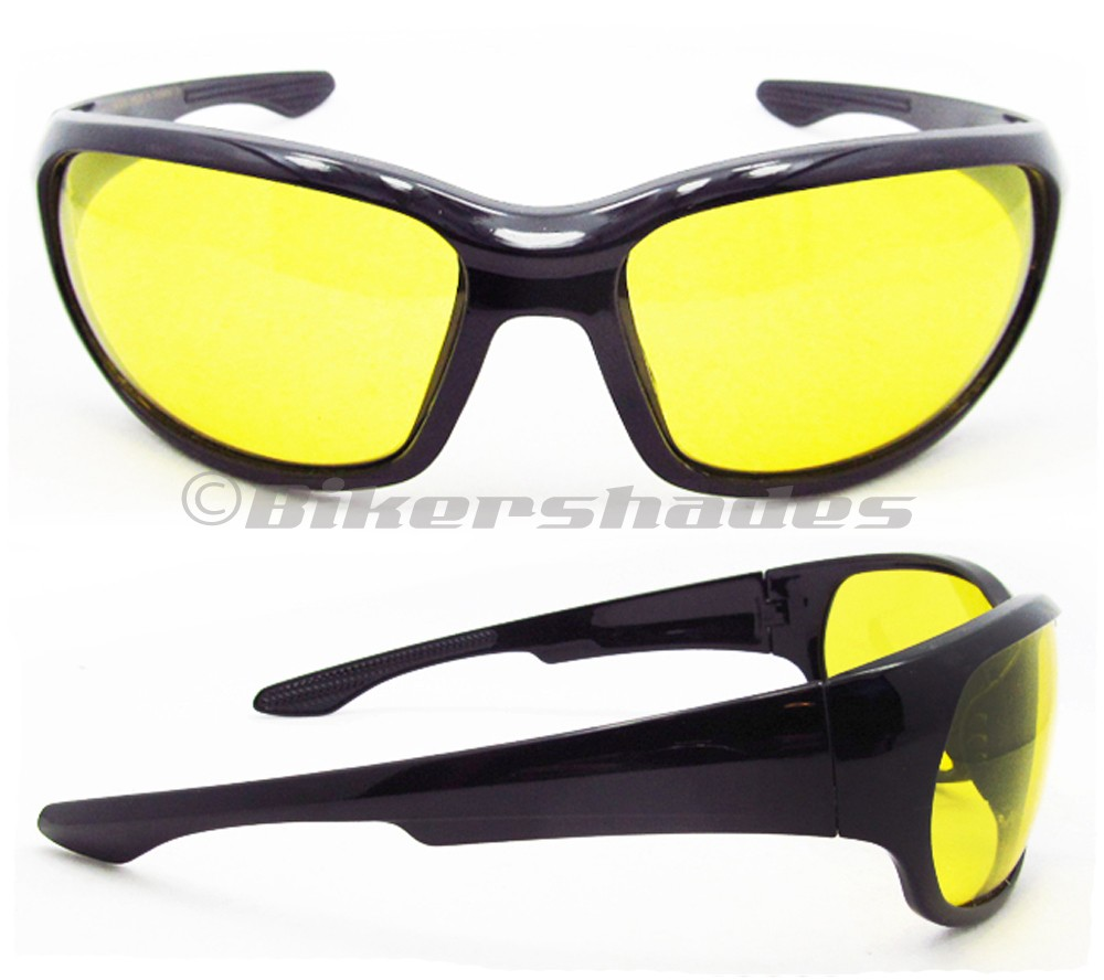 69caa5a09aa5 Yellow Polarized Shooting Glasses