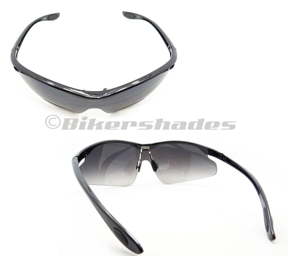 b8f986eb1e 3 Rimless Bifocal Sunglasses. Bifocal Glasses Tinted Sunglasses Sun Readers  ...