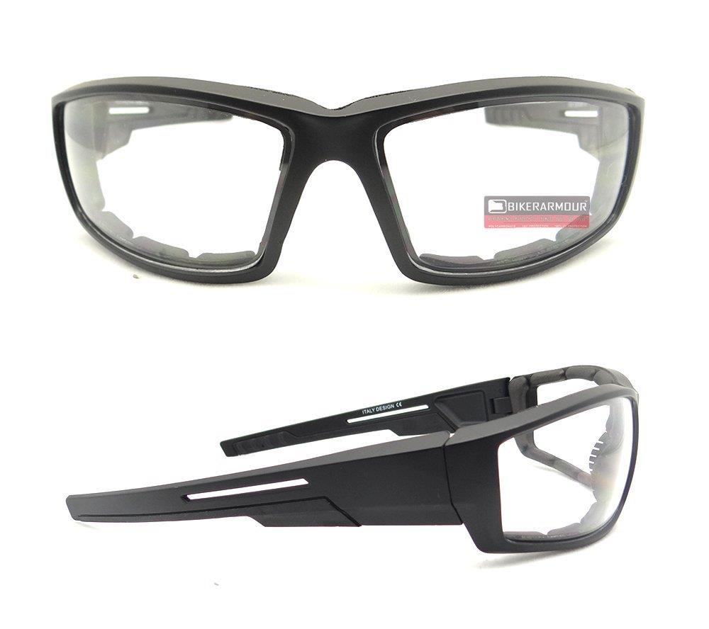 1d3e4097e63 Transition Motorcycle Glasses With Foam