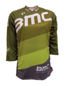 215440 Pearl Izumi BMC Trailcrew Mountain Bike Jersey Baggy Lime XL