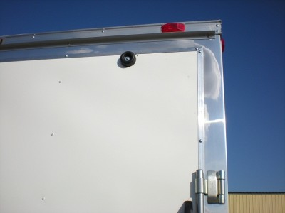 New 7x14 Tandem Axle Enclosed Cargo Trailer Motorcycle ATV 16ft 14ft 7 x 14