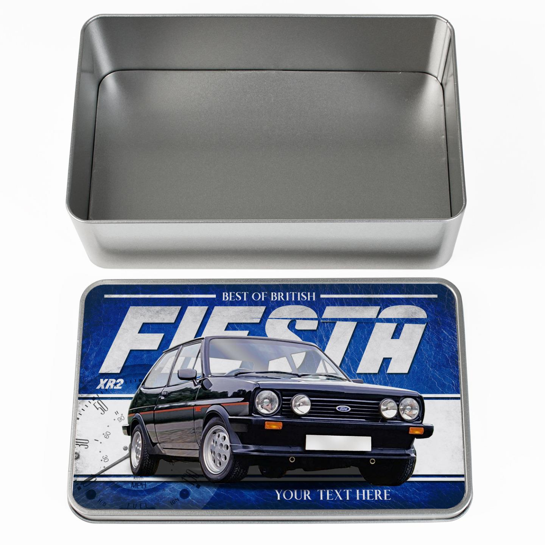 Personalised Lotus Elan Sprint Car Tin Classic Retro Storage Box Dad Gift CL29