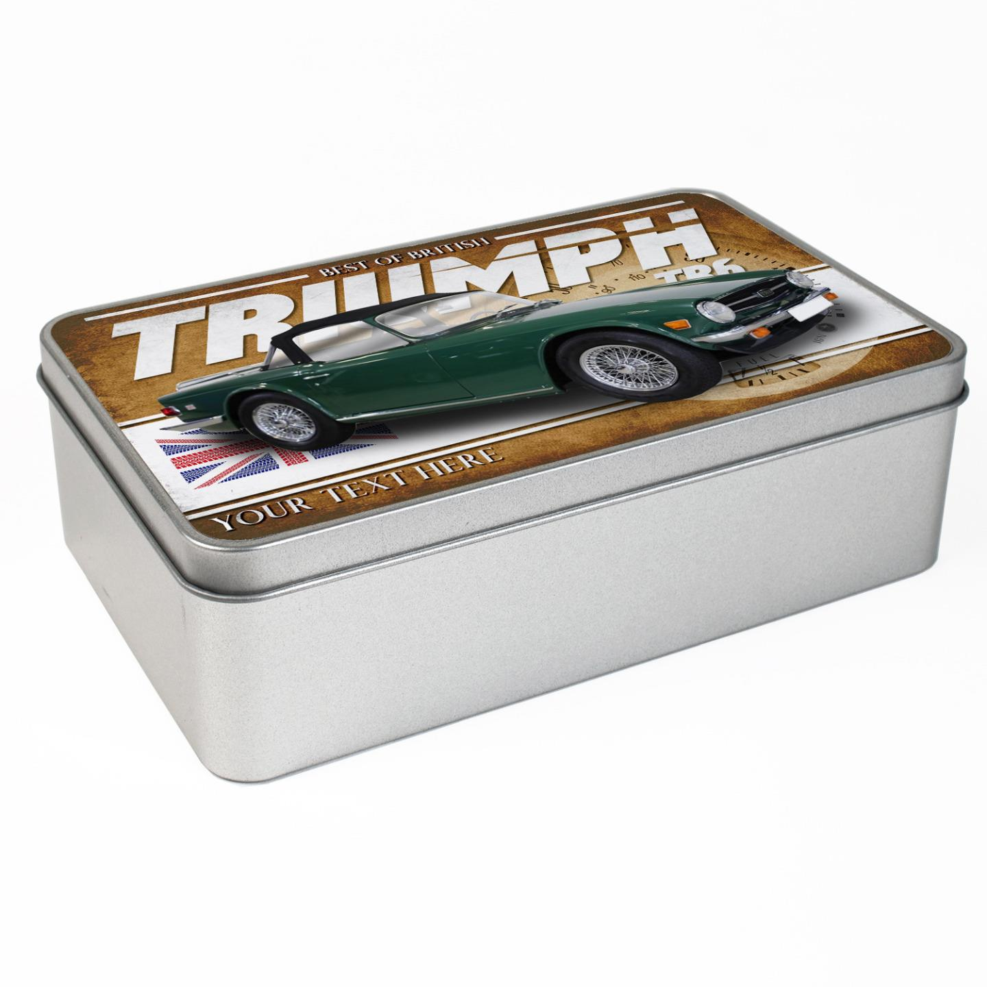 PERSONALISED  TVR S SERIES CLASSIC CAR Cushion Cover Dad Gift