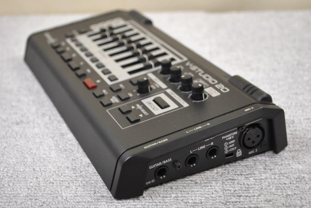 cakewalk v studio 20 usb audio interface daw controller by roland ebay. Black Bedroom Furniture Sets. Home Design Ideas