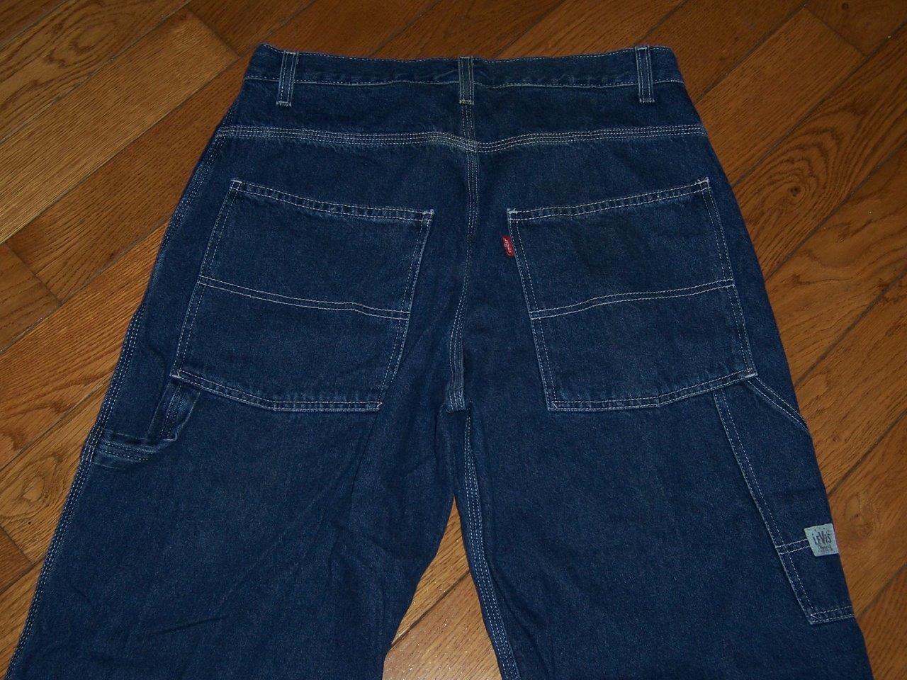 en Levi's Jeans denim Carpenters Americas qtntrUzv