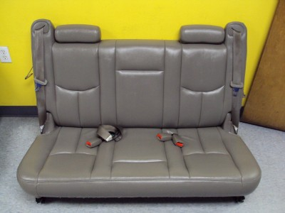 chevy tahoe third row seat ebay. Black Bedroom Furniture Sets. Home Design Ideas