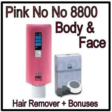 no removal hair No facial