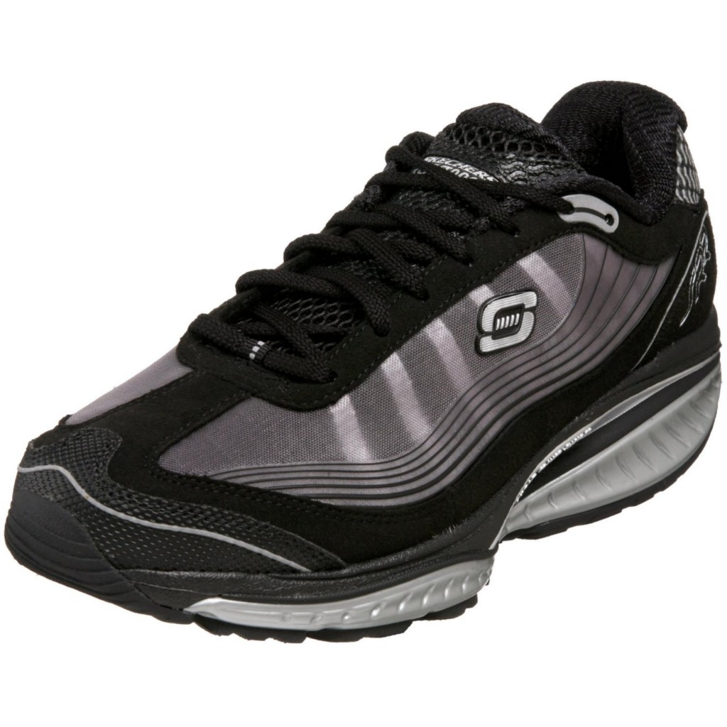 A Runner Shapes Up A Tired Staircase: NIB WOMENS SKECHERS SRR RESISTANCE RUNNER SHAPE UPS SHOES