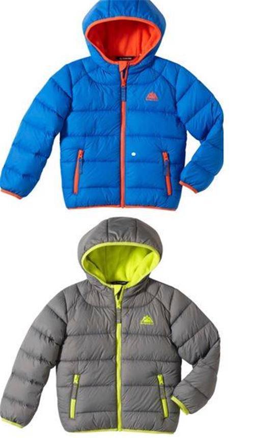 Toddler Girl Puffer Jacket