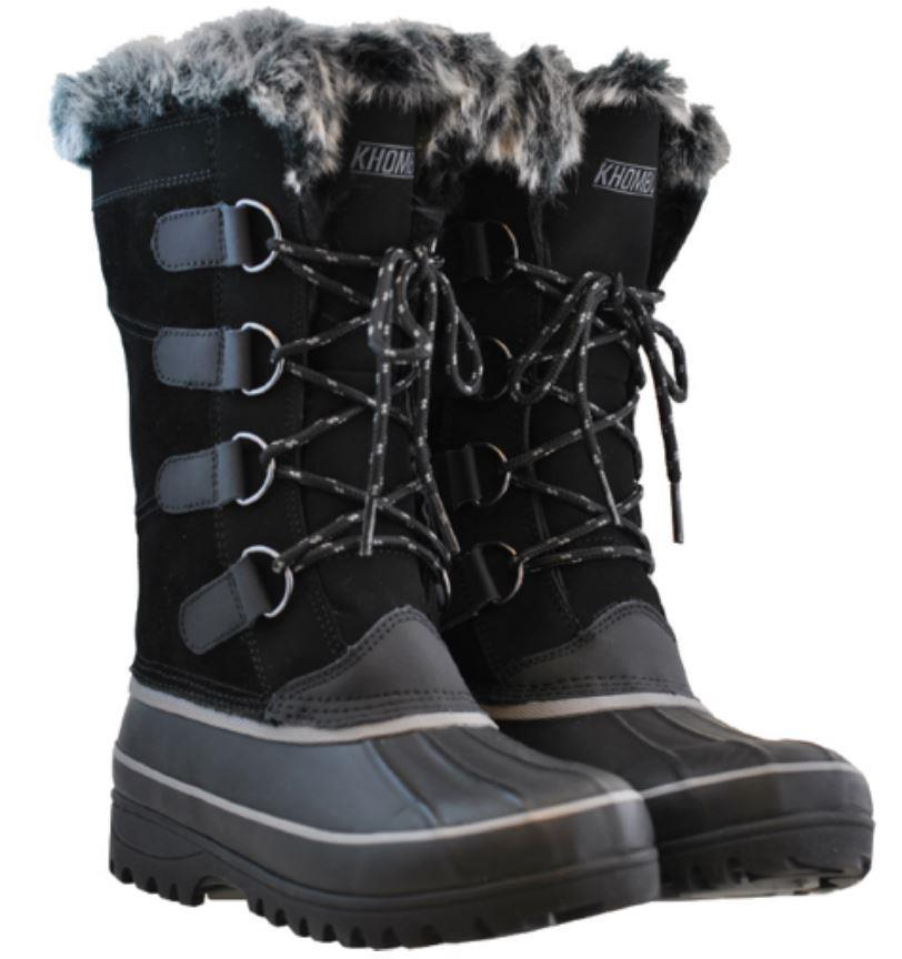 New Womens Khombu North Star Thermolite Weather Rated