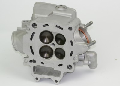 Honda CRF250 R CRF250X Engine Motor Cylinder Head Valves Engine