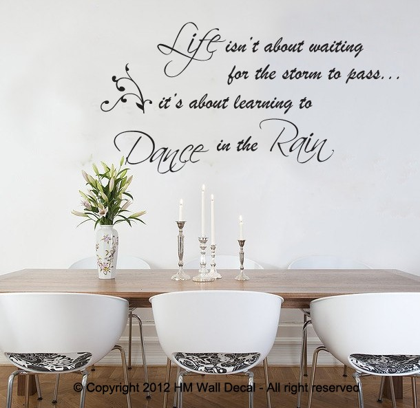 A Beautiful Wall Art Wall Decal For Your Home Or Office ...