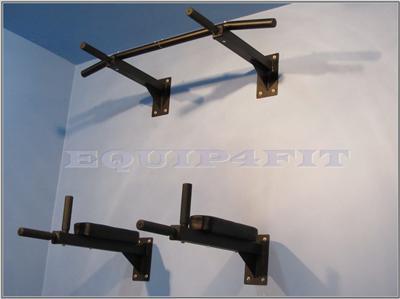 Chin Pull Up Power Tower Dip Bar Abs Ab Home Machine Multi