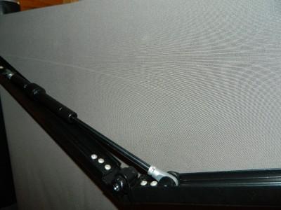 Dometic 975 Elite Oasis Ii Power Door Awning Acrylic