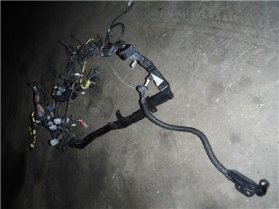 1991 1993 toyota mr2 front trunk wiring harness 82181
