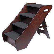 Animal Planet Portable Pet Stairs Wooden Pet Steps