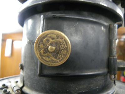 Antique German Hanging Petromax Lamp No 534 Kerosene