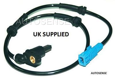 peugeot 206 rear abs sensor 1 1 1 4 1 6 2 0 new ebay. Black Bedroom Furniture Sets. Home Design Ideas