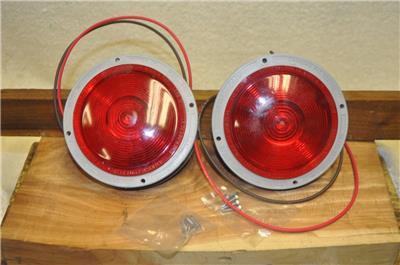 5 Betts Industries Tail light Housings NEW Model B40JV Explosion Proof USA Fuel