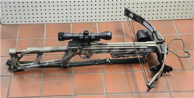 Horton Yukon Sl Crossbow Wscope And Quiver Ebay