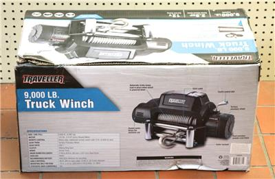 Traveller Winch Ebay - Imagez co