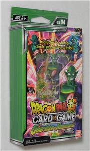 Starter Deck The Guardian of Namekians SD04 Dragonball Super CG