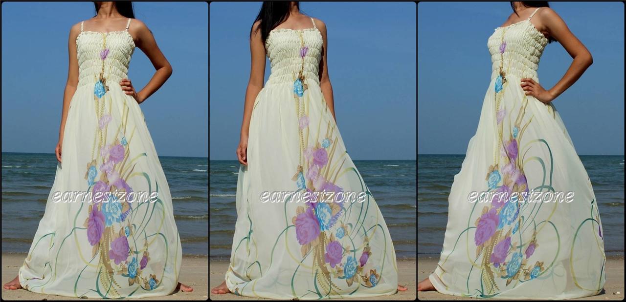 Plus Size Dress Maxi Wedding Prom Cheap Formal Sundress