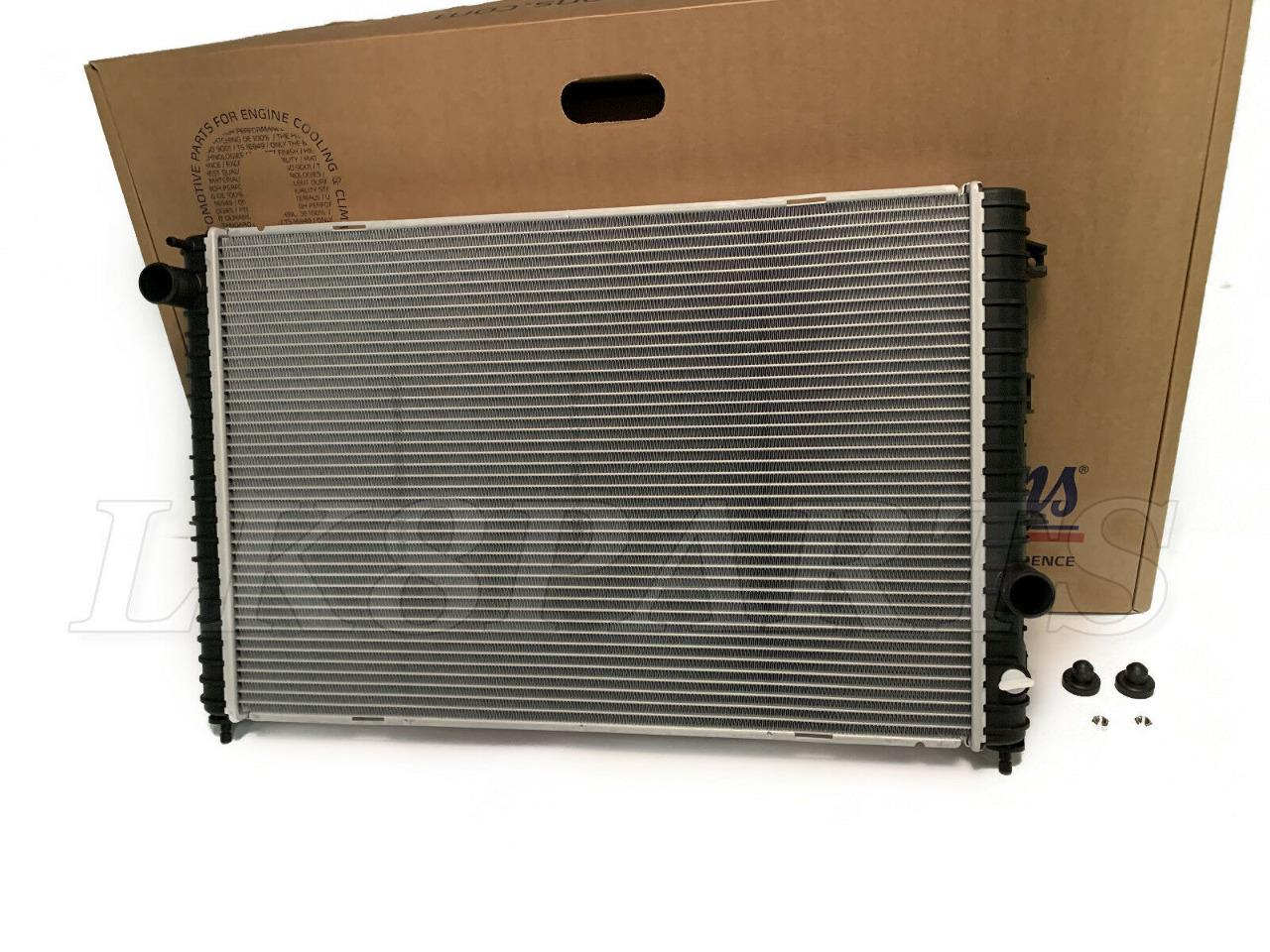 Radiator For 94-99 Land Rover Discovery 87-95 Range Rover 2 Rows