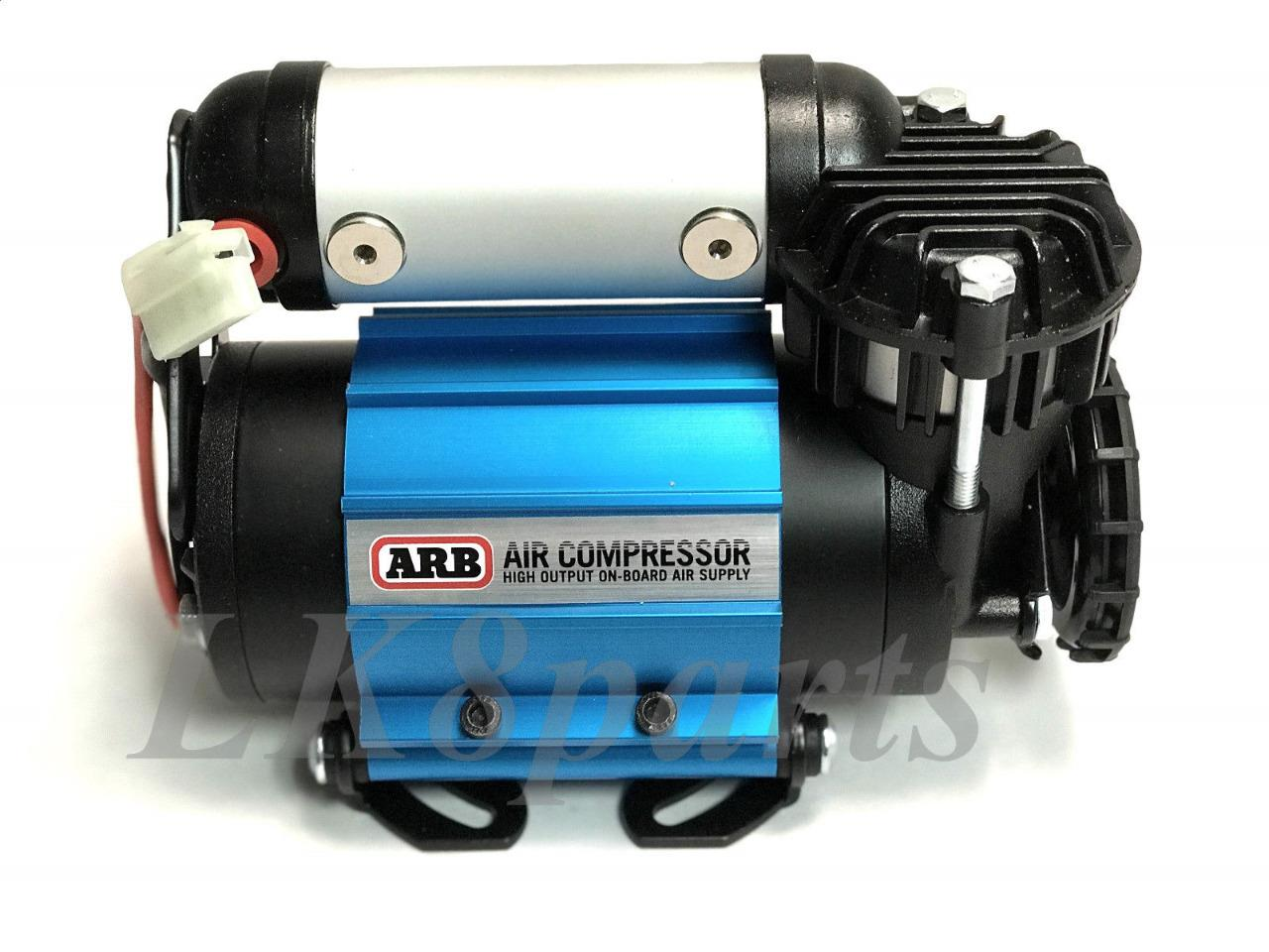 ARB LOCKER ON-BOARD HIGH PERFORMANCE 12 VOLT AIR COMPRESSOR OFFROAD ...