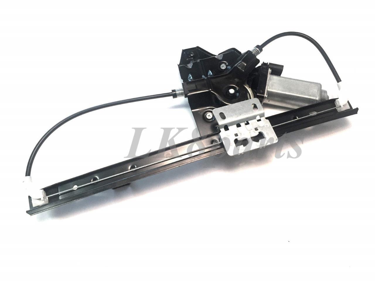 Freelander R//H rear WINDOW REGULATOR MOTOR ASSEMBLY cvh101202