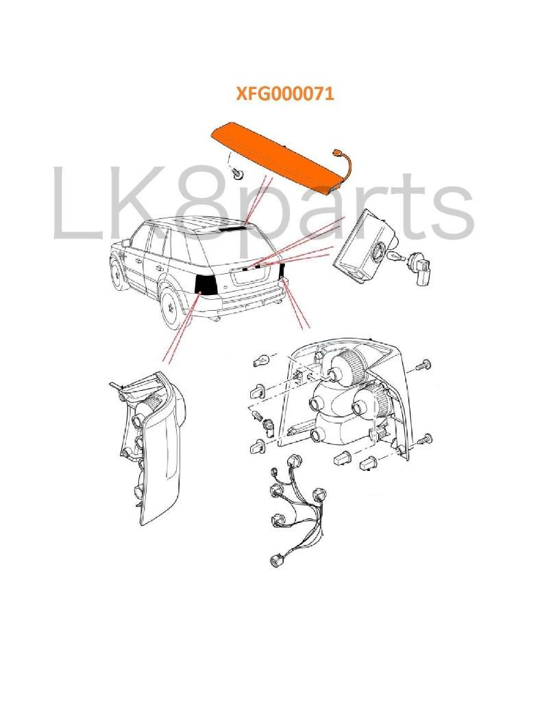 For Ford Focus 2000-2011 Set Pair of Rear Lower Control Arms Mevotech CMS40153