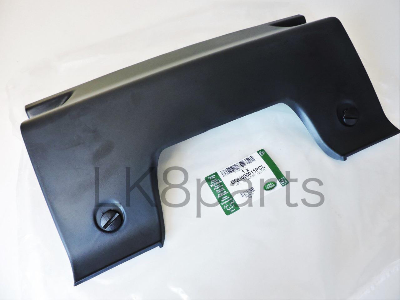Range Rover Sport Rear Bumper Tow Hitch Receiver Cover NEW Genuine OEM 2006~2009