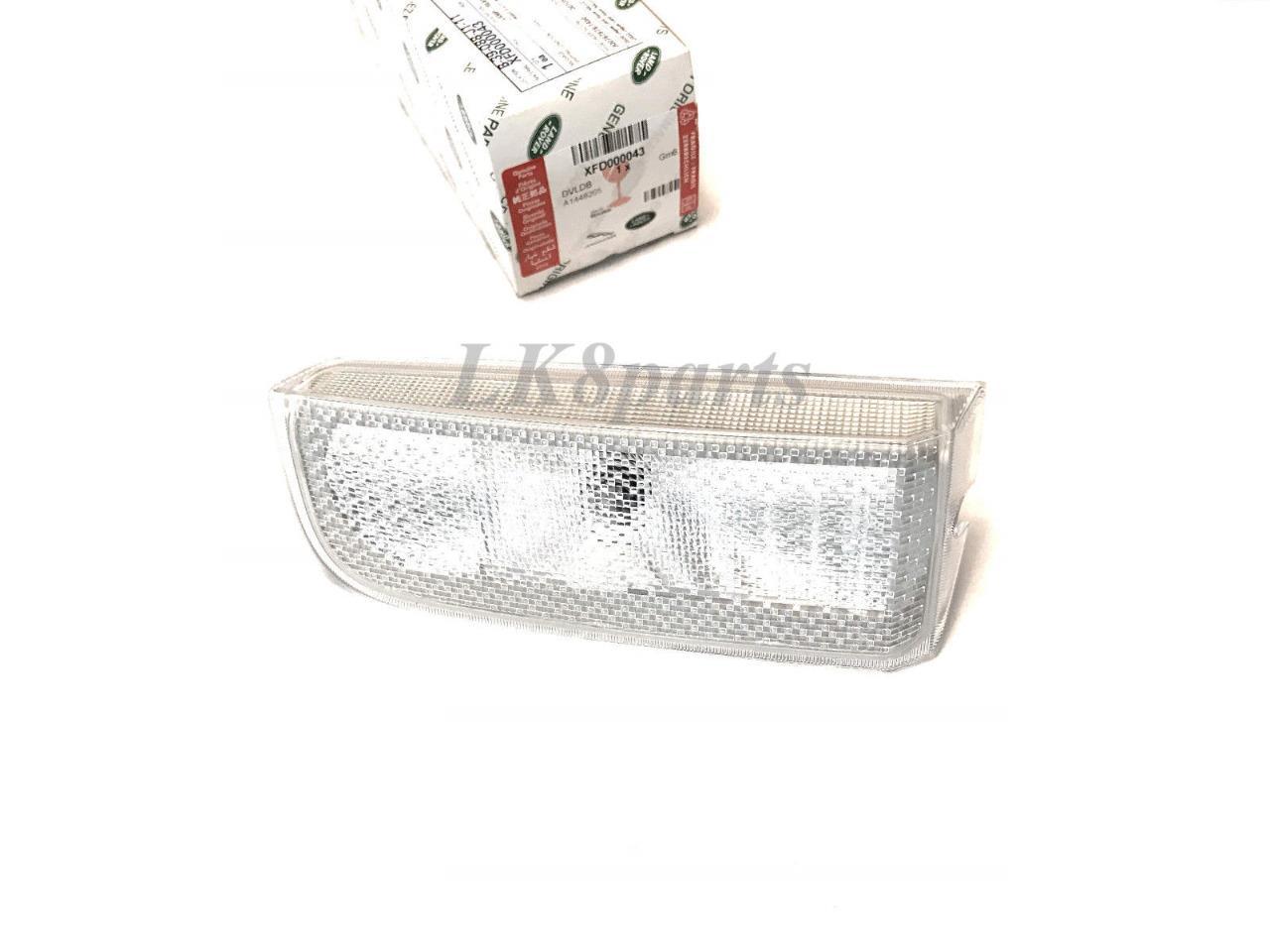 RANGE ROVER L322 03-12 REAR BACKUP REVERSE LAMP LIGHT RIGHT RH XFD000043 GENUINE