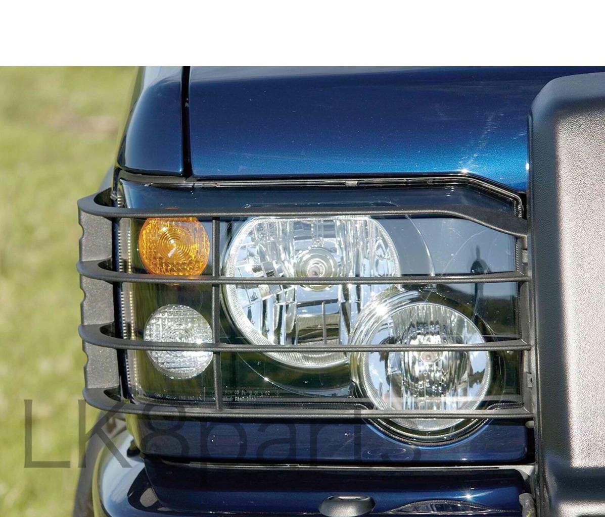 LAND ROVER DISCOVERY 2 2003-2004 HEADLAMP FRONT LIGHT