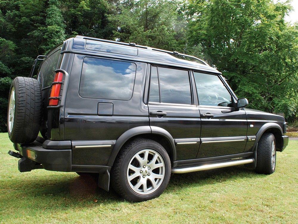 Passenger rear arch trim Land Rover Discovery 2 TD5//V8 1998-2005