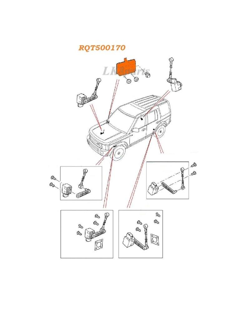 2005 Land Rover Lr3 4 4 V8 Gas Wiring Diagram Components On Diagram