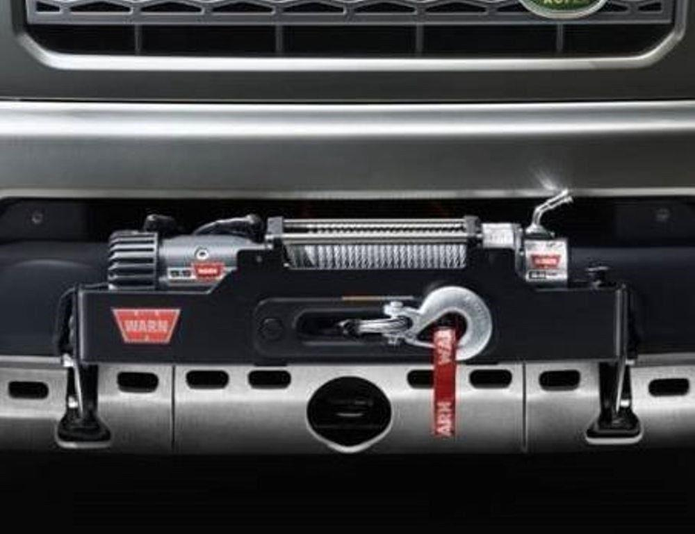 Genuine Land Rover Lr3 Lr4 Range Rover Sport Winch Kit