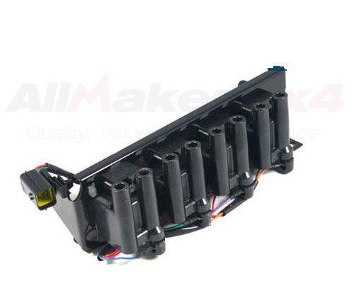 Ignition Coils Kit Set of 8 NEW for Jaguar Land Rover V8
