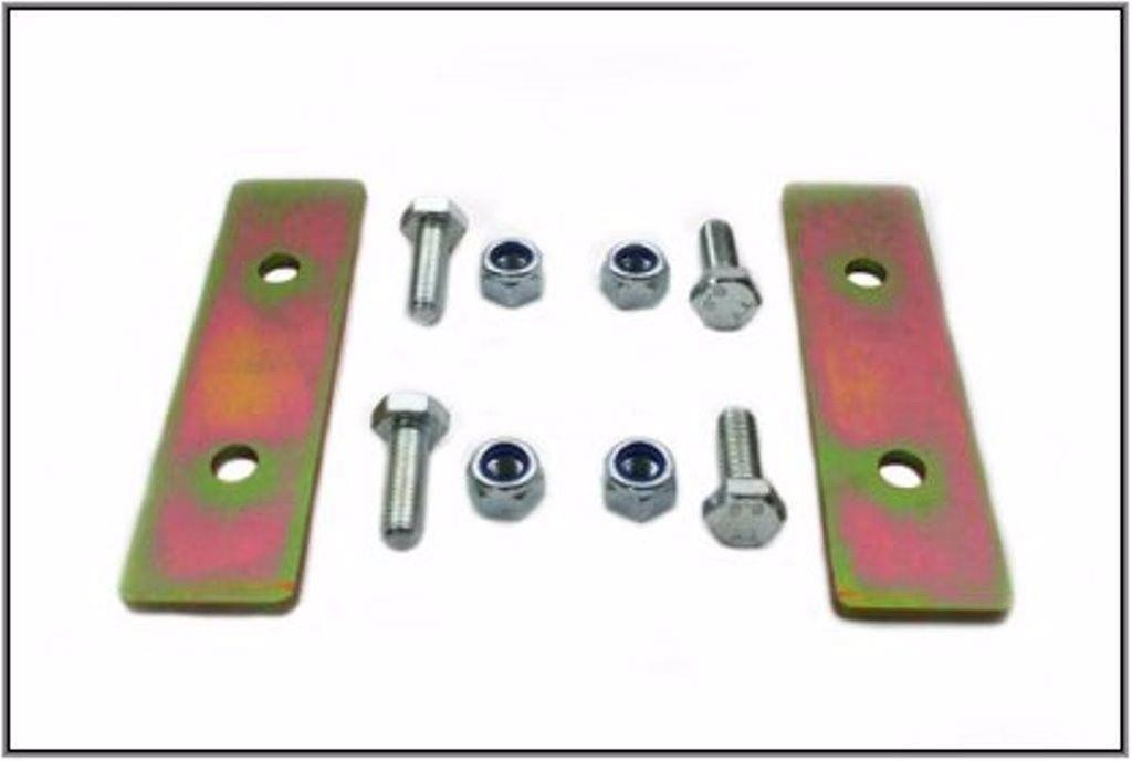 Land Rover Discovery 1 Defender 90 RRC Rear Spring Retaining Plates Kit TF506
