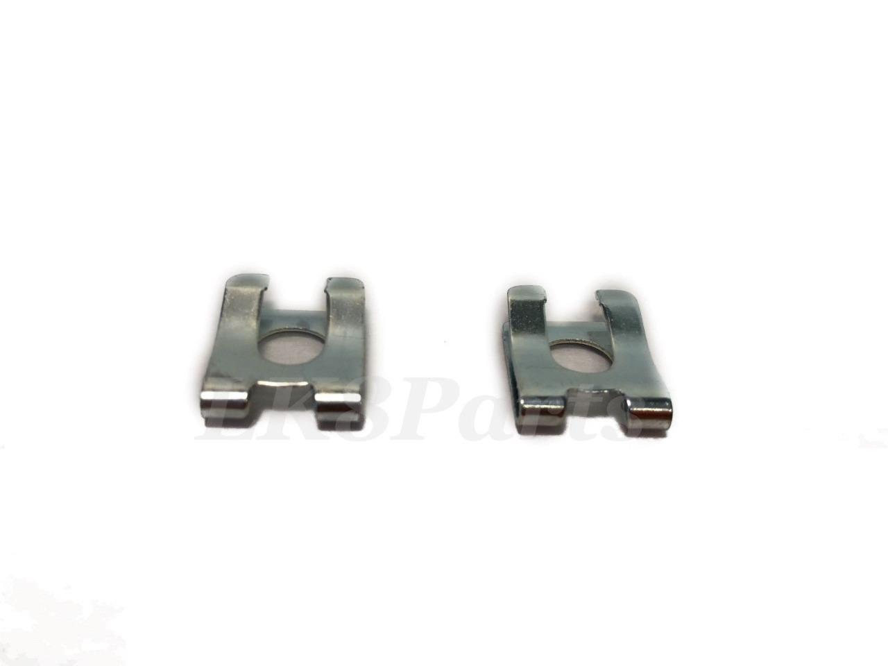 RANGE ROVER P38 FRONT AIR SPRING STEEL CLIPS Set of 4 GENUINE LAND ROVER NTC9449